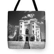 Old State Capital Tote Bag by Scott Pellegrin