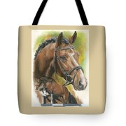Oldenberg Tote Bag by Barbara Keith