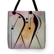 Ole Folks Tote Bag by Ikahl Beckford