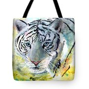On The Prowl Tote Bag by Sherry Shipley