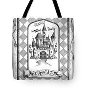 Once Upon A Time Tote Bag by Adam Zebediah Joseph