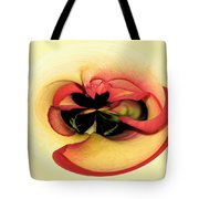 Open to Imagination Tote Bag by Teresa Zieba