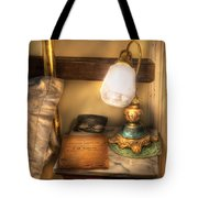 Optometrist - Night Stand  Tote Bag by Mike Savad