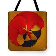 Orb 9 Tote Bag by Elena Nosyreva