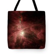 Orions Inner Beauty Tote Bag by Stocktrek Images