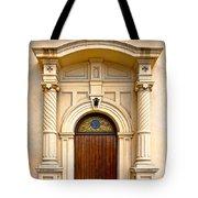 Ornate Entrance Tote Bag by Christopher Holmes