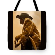 Out West Tote Bag by Corey Ford