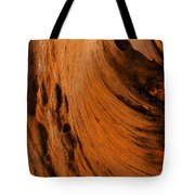 Outback Cavern Tote Bag by Mike  Dawson