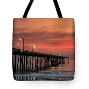 Outer Banks Sunrise Tote Bag by John Greim