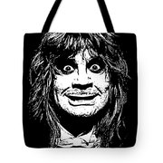 Ozzy No.01 Tote Bag by Caio Caldas