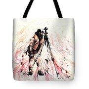 P J Tote Bag by Rachel Christine Nowicki