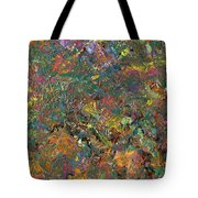 Paint Number 29 Tote Bag by James W Johnson