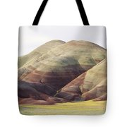 Painted Hills Tote Bag by Greg Vaughn - Printscapes