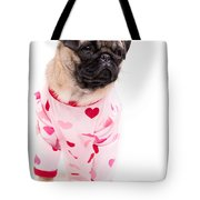 Pajama Party Tote Bag by Edward Fielding