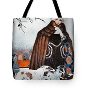 Parisian Style, 1921 Tote Bag by Granger