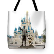 Partners Tote Bag by Greg Fortier