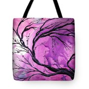 Passage Through Time By Madart Tote Bag by Megan Duncanson