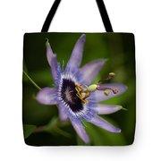 Passiflora Tote Bag by Mike Reid