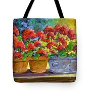 Passion In Red Tote Bag by Richard T Pranke