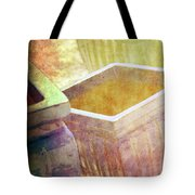 Pastel Pottery Tote Bag by Susanne Van Hulst