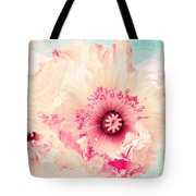Pastell Poppy Tote Bag by Angela Doelling AD DESIGN Photo and PhotoArt