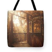 Pathway Tote Bag by Wim Lanclus