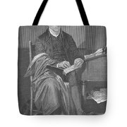 Patrick Henry, American Patriot Tote Bag by Science Source