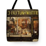 Paxton Whitfield .london Tote Bag by Tomas Castano
