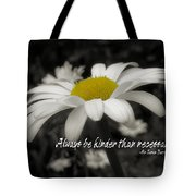 Pay It Forward Quote Tote Bag by JAMART Photography