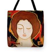 Peace Messenger Tote Bag by Gloria Rothrock