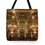 Pennsylvania Senate Chamber Tote Bag by Shelley Neff
