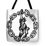 Peoples Rights Party Tote Bag by Granger