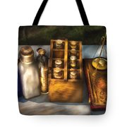 Pharmacist - Field Medicine Tote Bag by Mike Savad