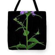 Phlox Tote Bag by Michael Peychich