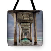 Pier Tote Bag by Doug Oglesby