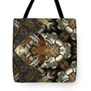 Pipe Dreams Tote Bag by Wendy J St Christopher
