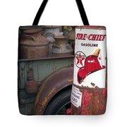 Pit Stop Tote Bag by Richard Rizzo