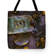 Plate 59 Tote Bag by Carlos Caetano