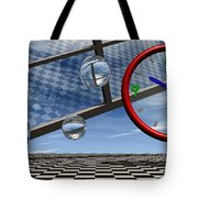 Play Time Tote Bag by Richard Rizzo