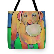 Play With Me Tote Bag by Pat Saunders-White
