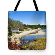 Pleasant Bay Tote Bag by John Greim