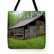 Ponca Barn Tote Bag by Marty Koch