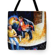 Pooka Hill 7 Tote Bag by Hanne Lore Koehler