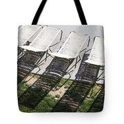 Poolside Tote Bag by Lauri Novak