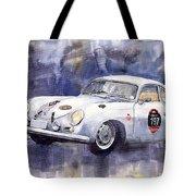 Porsche 356 Coupe Tote Bag by Yuriy  Shevchuk