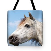 Portrait Lulu Tote Bag by Angela Doelling AD DESIGN Photo and PhotoArt