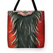 Poser 3 Tote Bag by Leah Saulnier The Painting Maniac