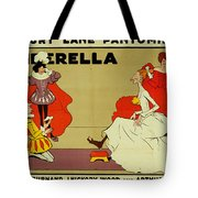 Poster For Cinderella Tote Bag by Tom Browne