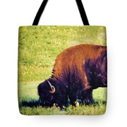 Powerful Leader Tote Bag by Jan Amiss Photography