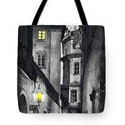 Prague Love Story Tote Bag by Yuriy  Shevchuk